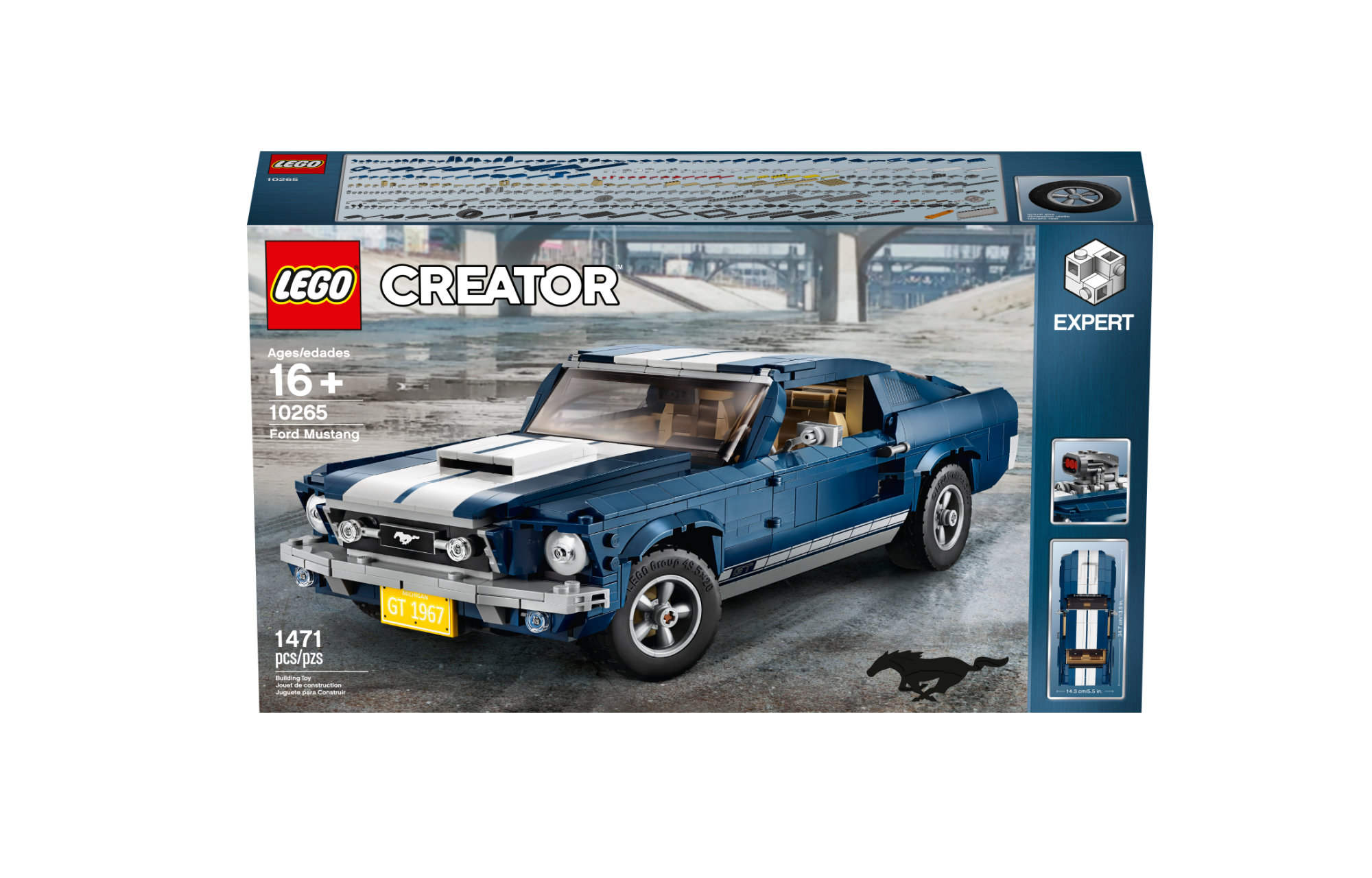 Mustang LEGO