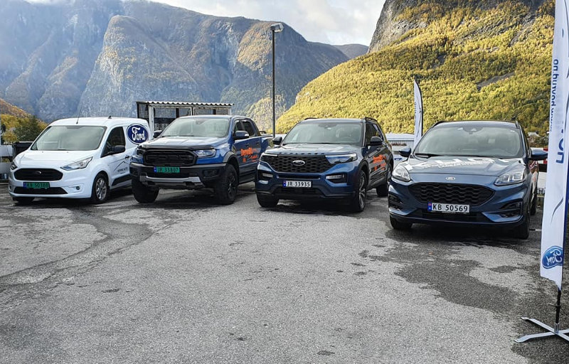 Hovrud Auto i Årdal