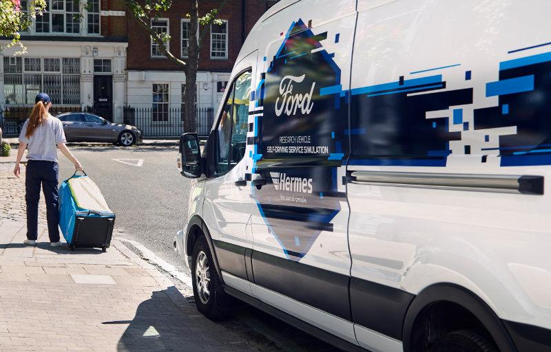 Ford Transit og Hermes