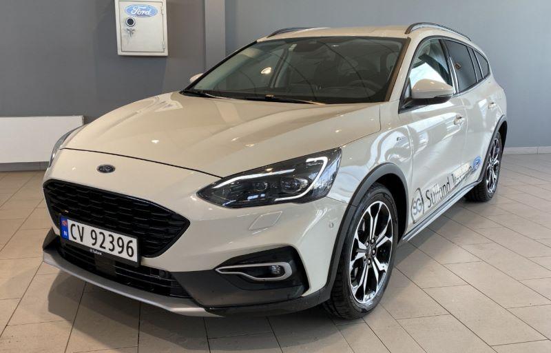 Ford Focus hos Sulland