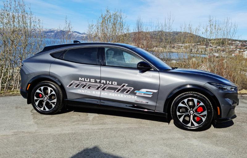 Mustang Mach-E - Finnmark Motorsenter