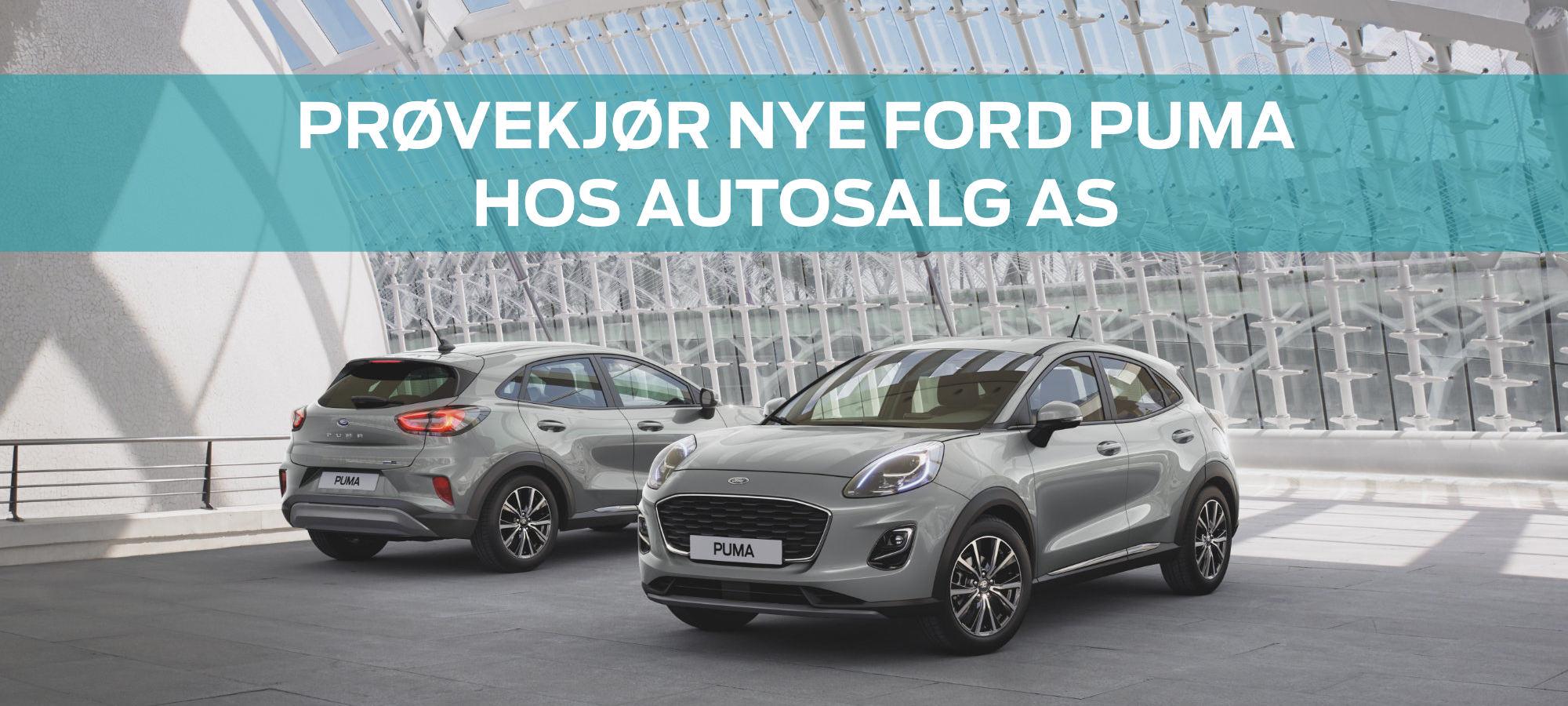 Nye Ford Puma