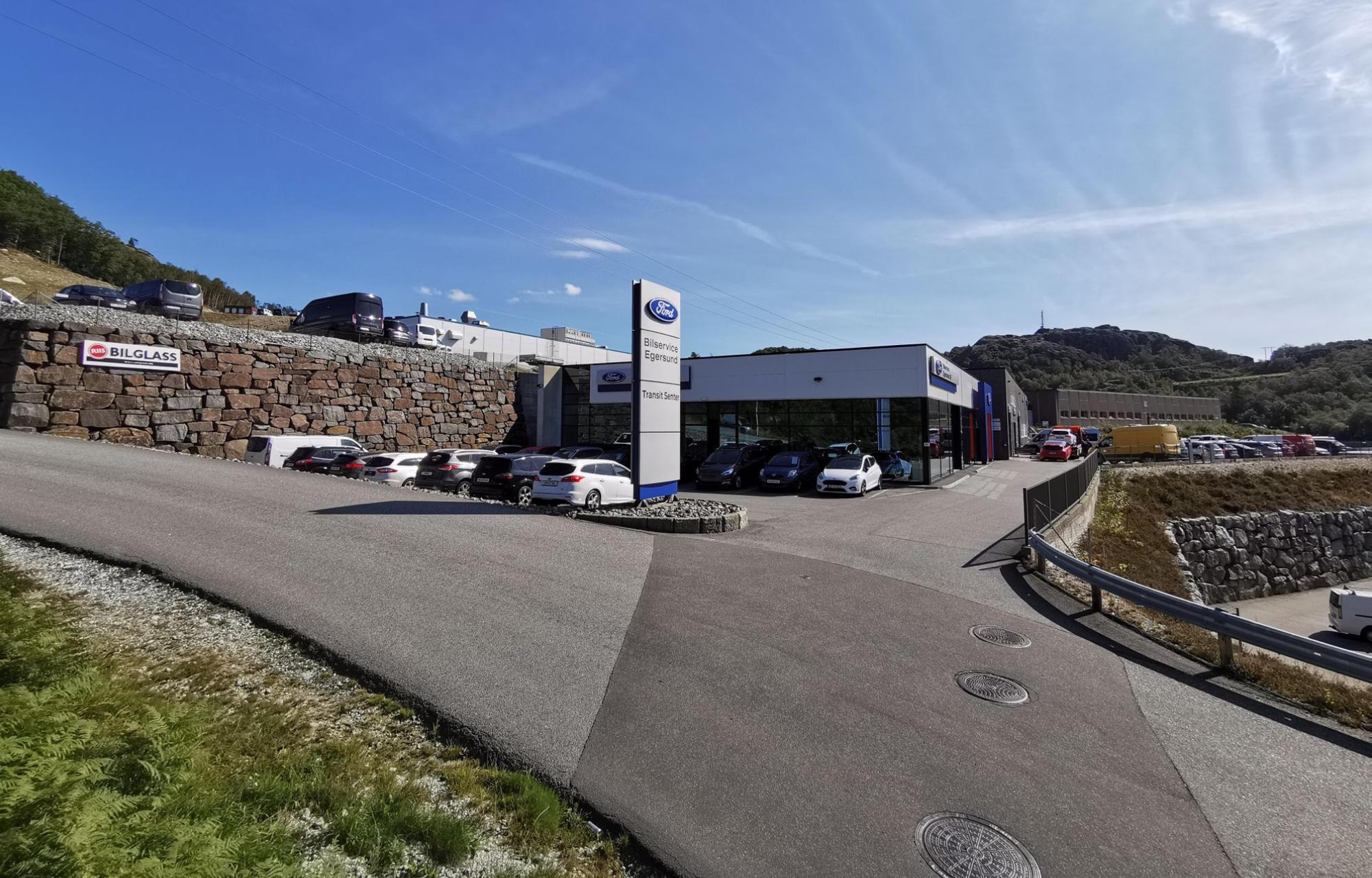Bilservice Egersund
