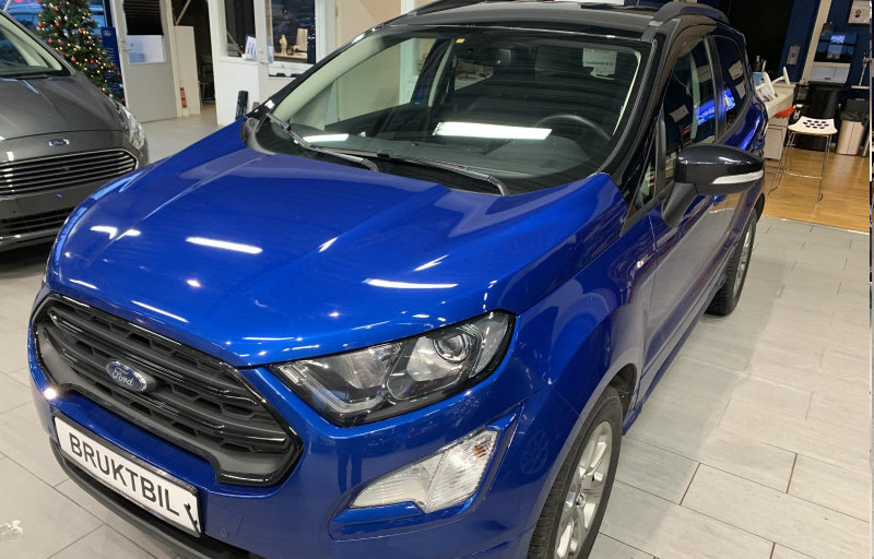 Ford EcoSport Bilservice Egersund