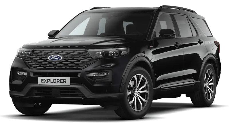 Ford Explorer ST-Line