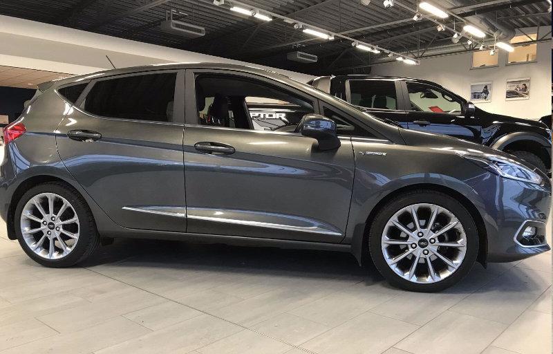 Ford Fiesta Bilservice Egersund