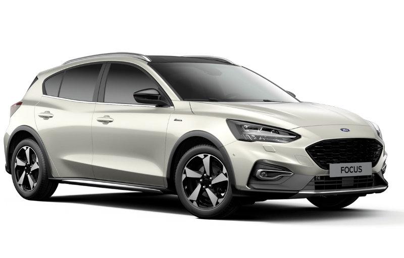 Ford Focus Active Vignale