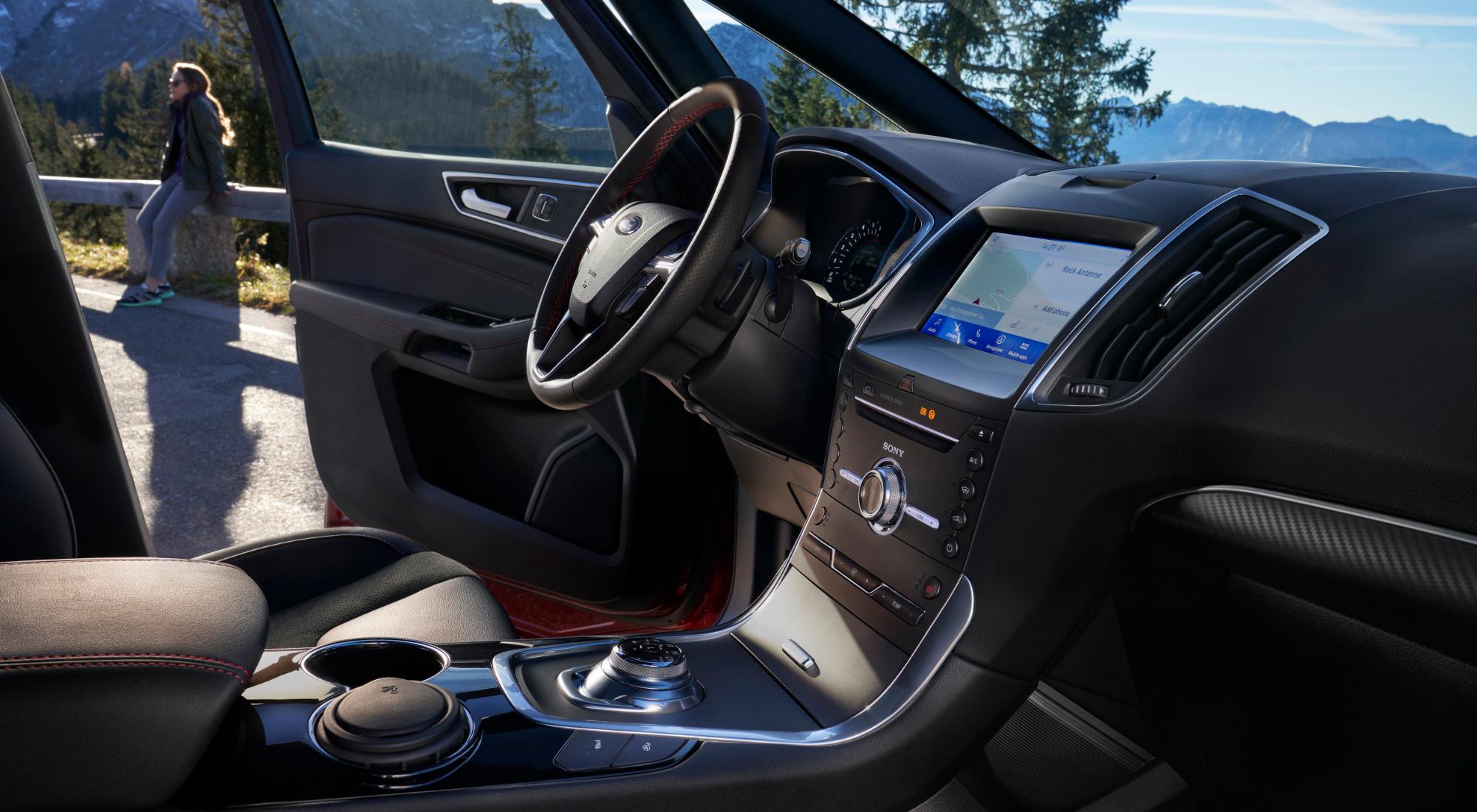 Ford interiør