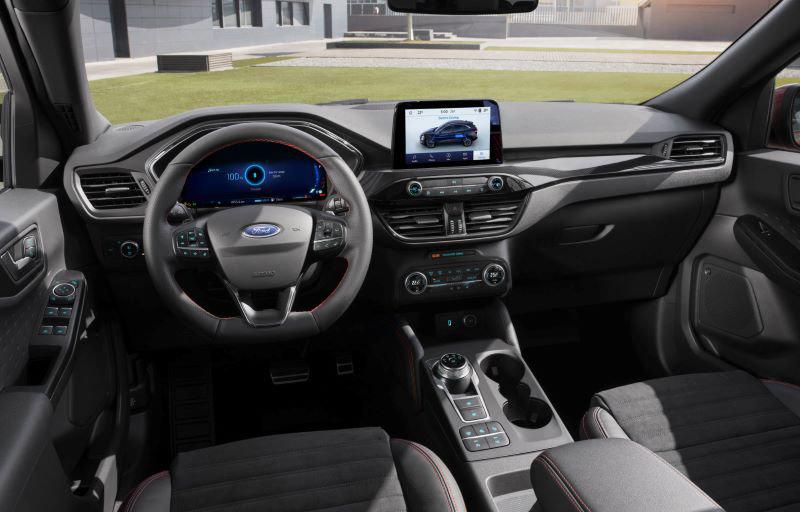 Interiør - Ford Kuga