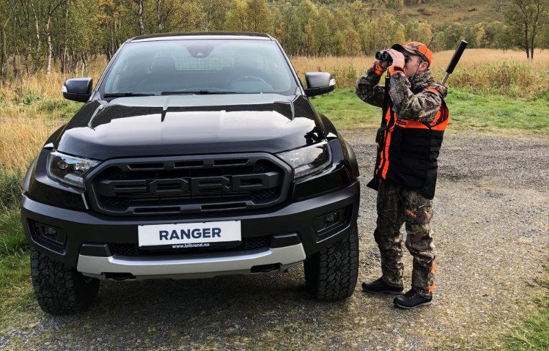 Ford Ranger Raptor 2