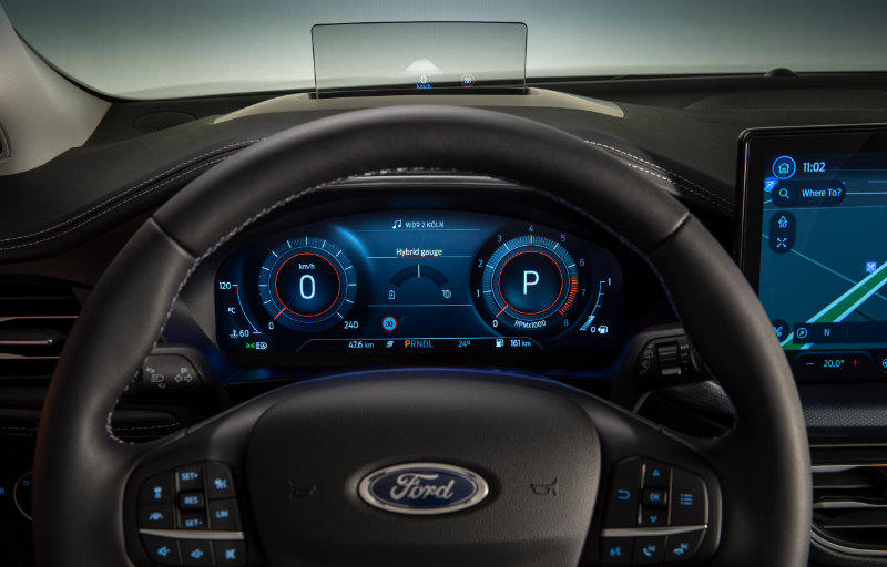Nye Ford Focus