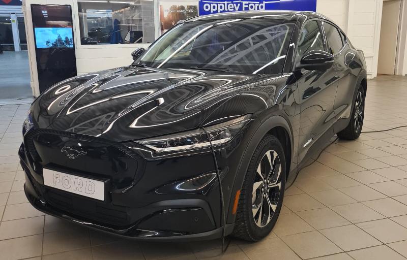 Mustang Mach-E hos Ford Senteret