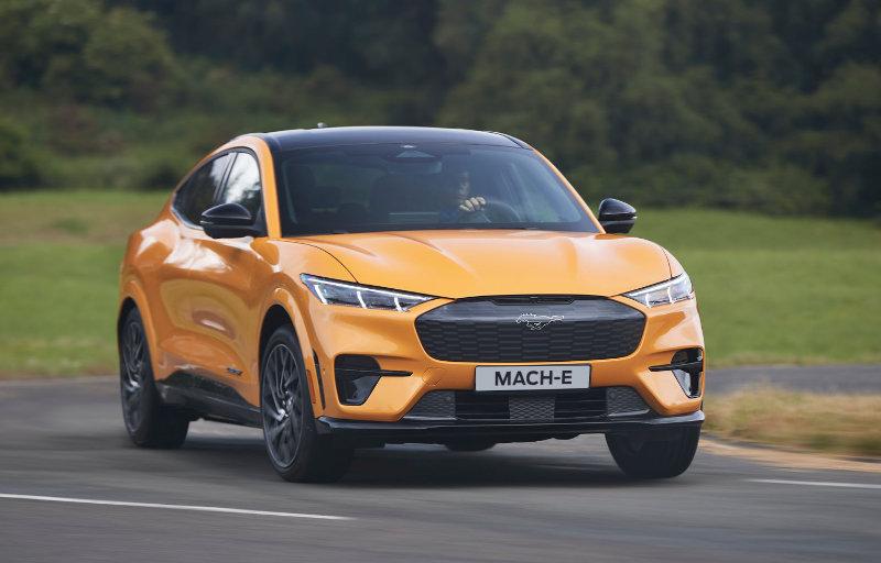 Mustang Mach-E GT 1