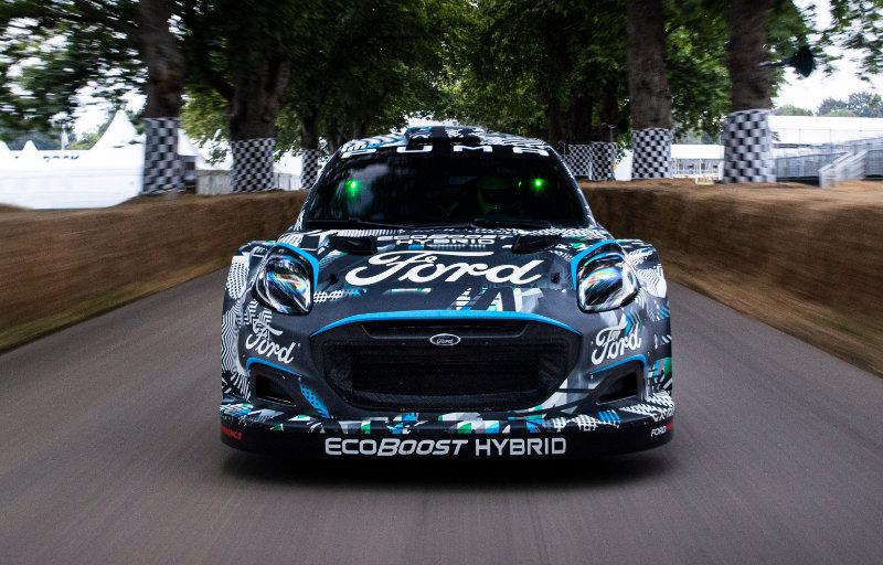 Ford Puma Rally1