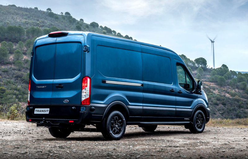 Ford Transit 2T Trail