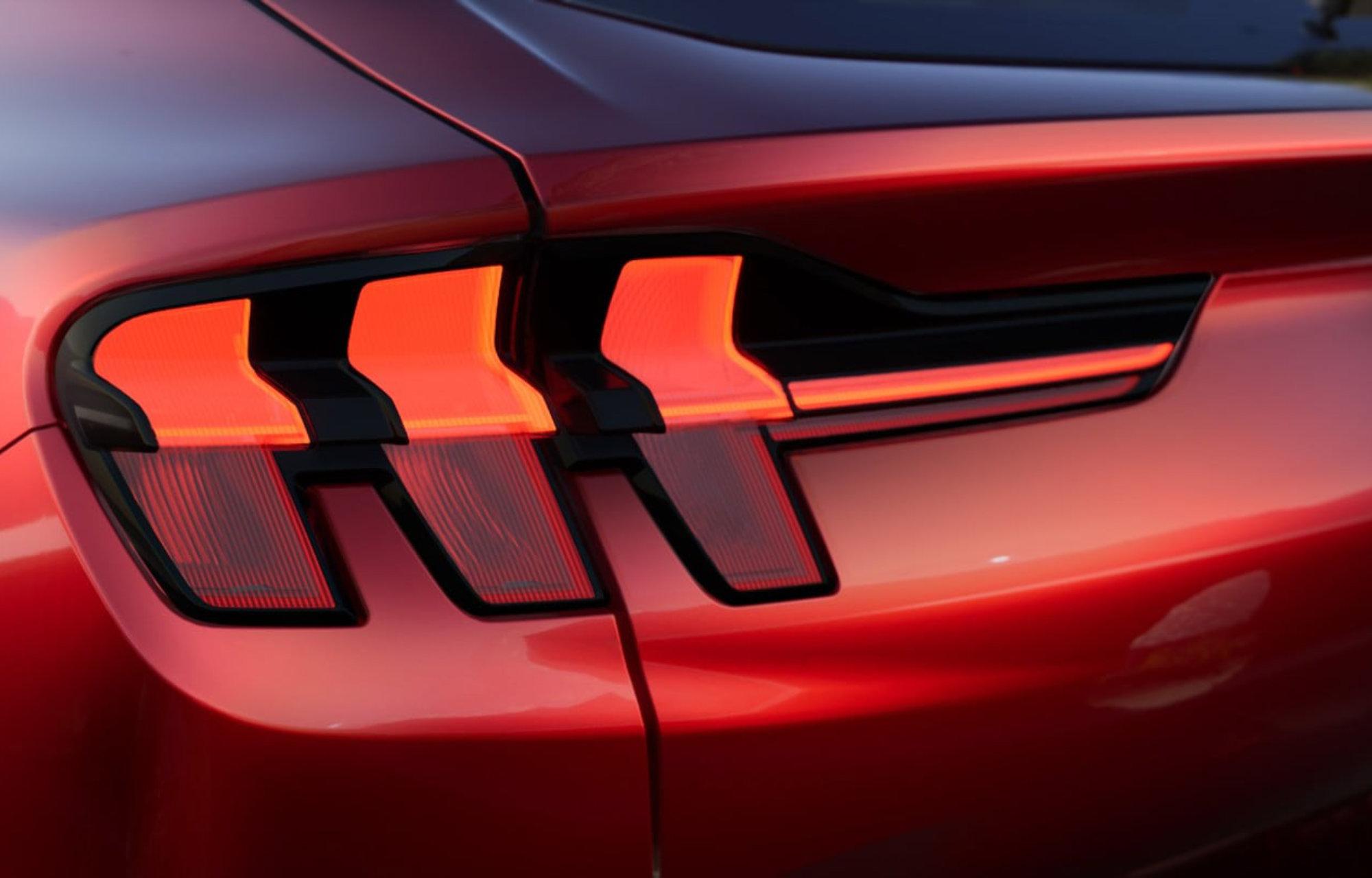Mustang Mach-E]