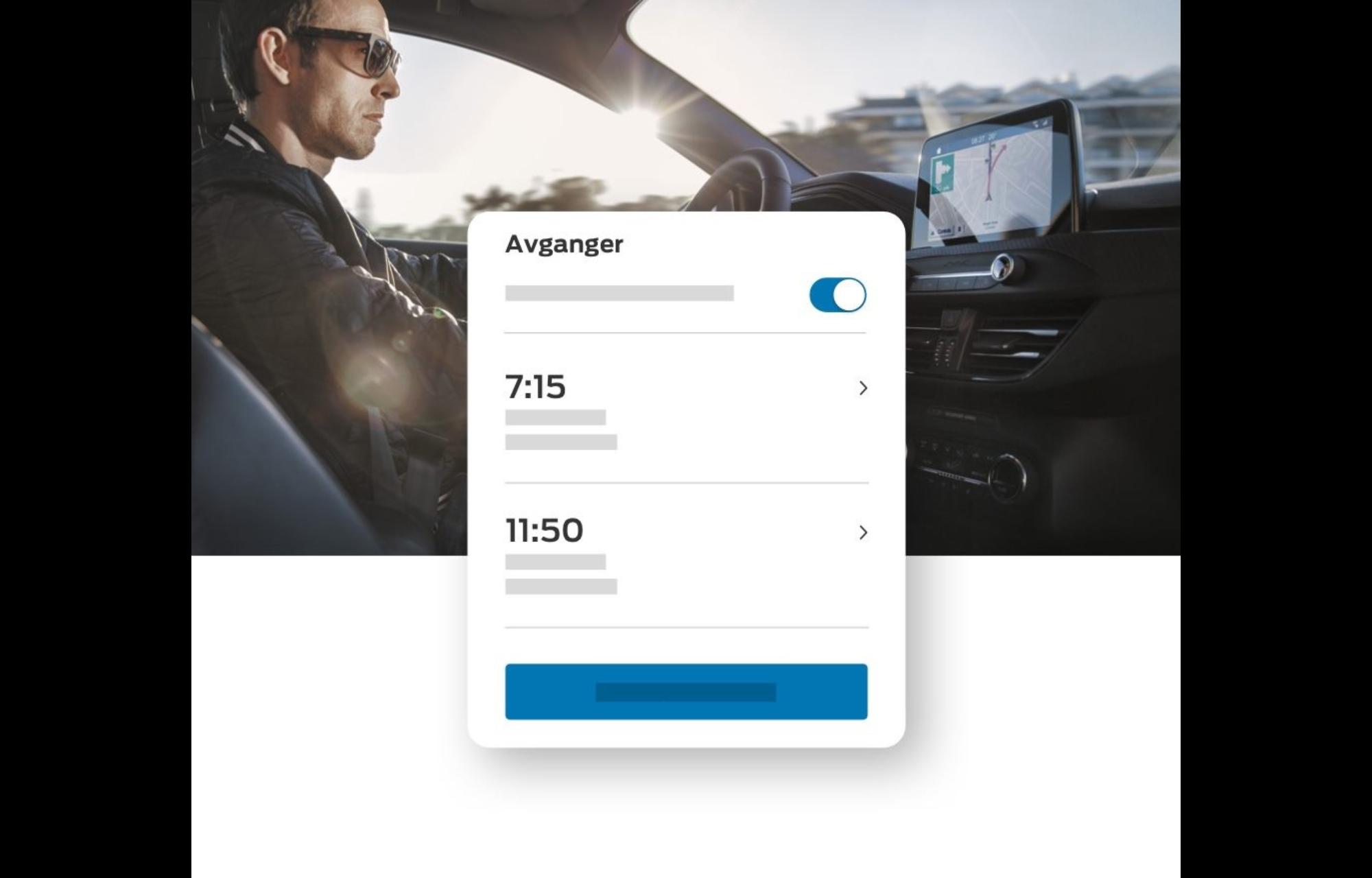 FordPass traffic updates