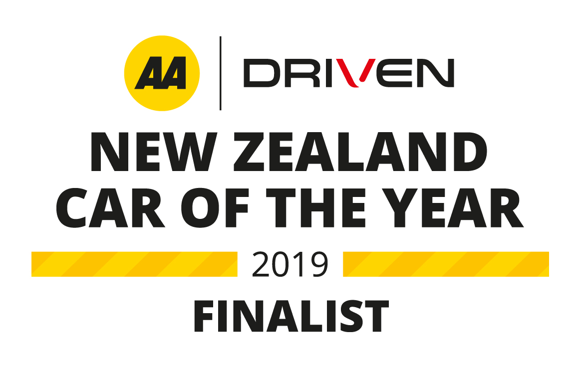 New Zealand Car Of The Year Finalist