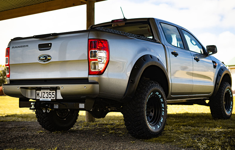 Custom Ranger XL - $56,990 Drive away. Exclusive to Dargaville Ford