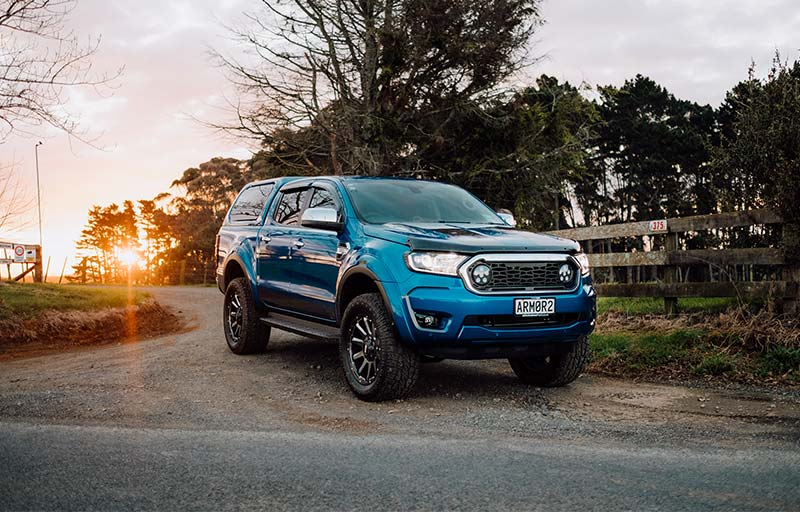 The new Armor Edition Ford Ranger at John Andrew Ford