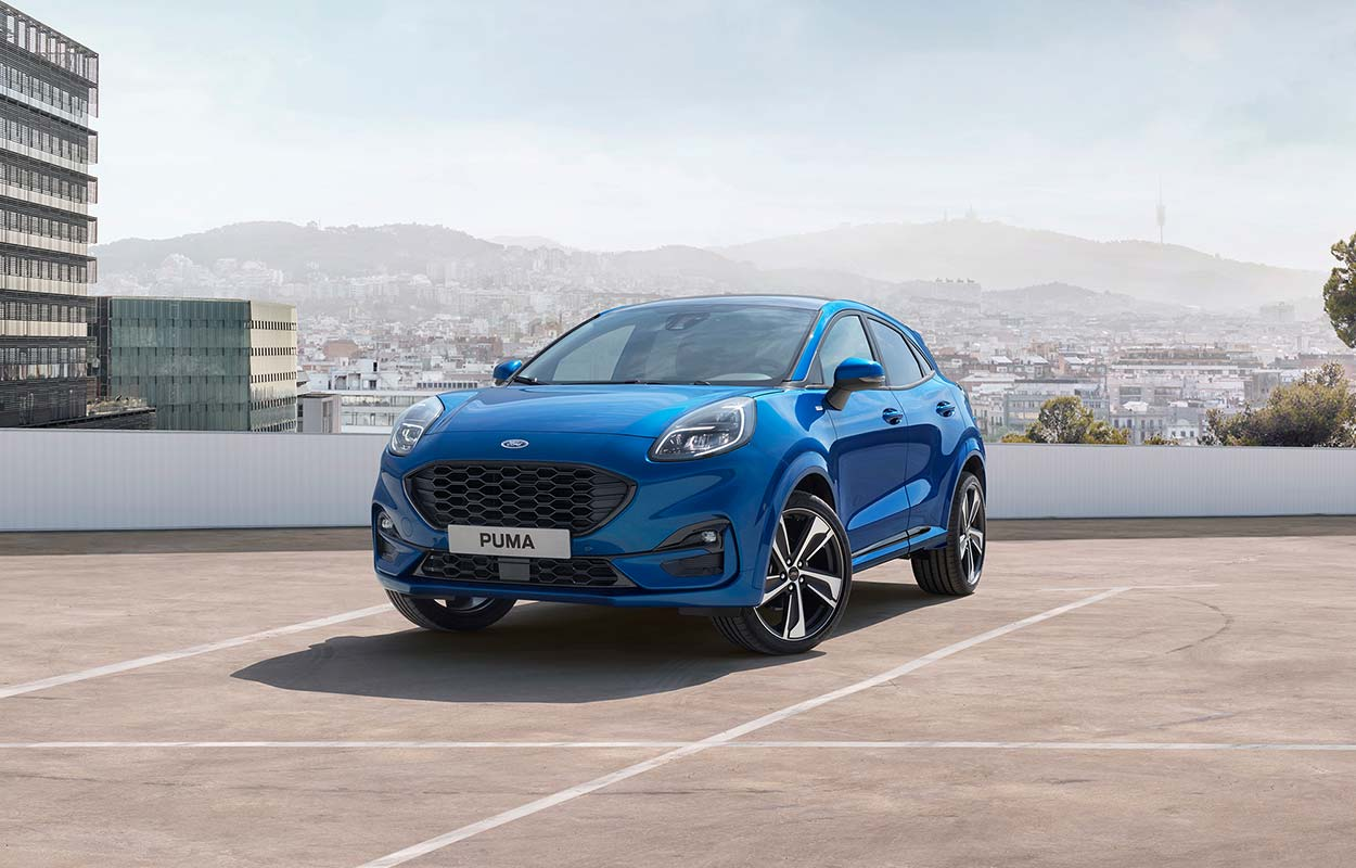 The All-New Ford Puma - Coming Soon at John Andrew Ford