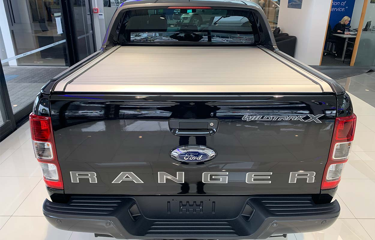 The Ford Ranger Wildtrak X. Available Now at South Auckland Motors in Auckland