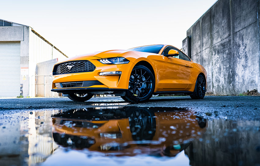 Ford Mustang EcoBoost™ Fastback
