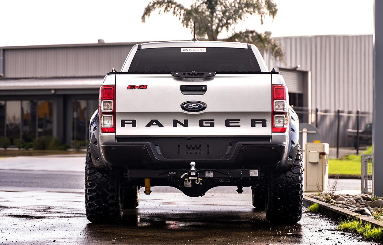 Custom Ford Ranger FX4 DOUBLE CAB. Exclusive to Dargaville Ford