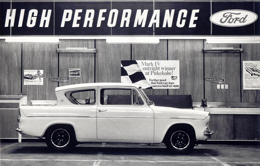 Blast from the Past! The Ford Anglia