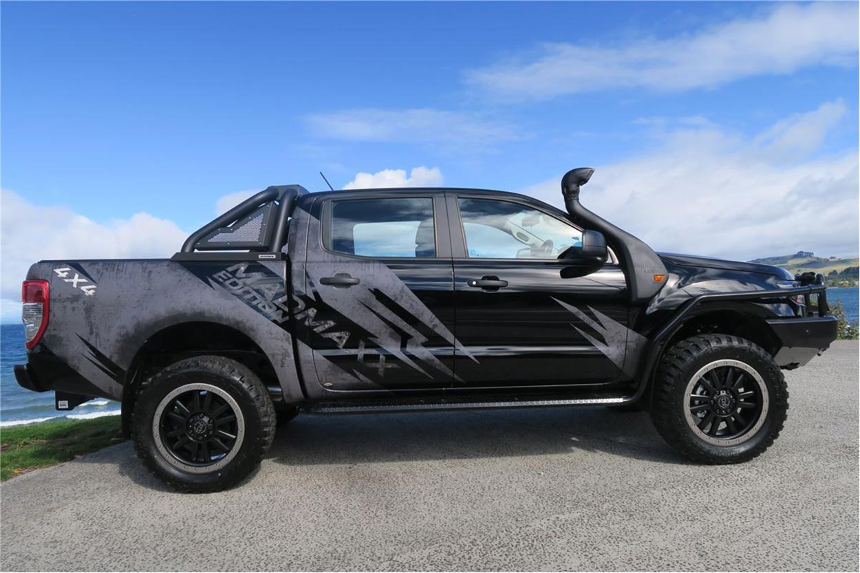 Ford Ranger XL 4WD MAD MAXX EDITION $79,990 Excluding On Road Costs
