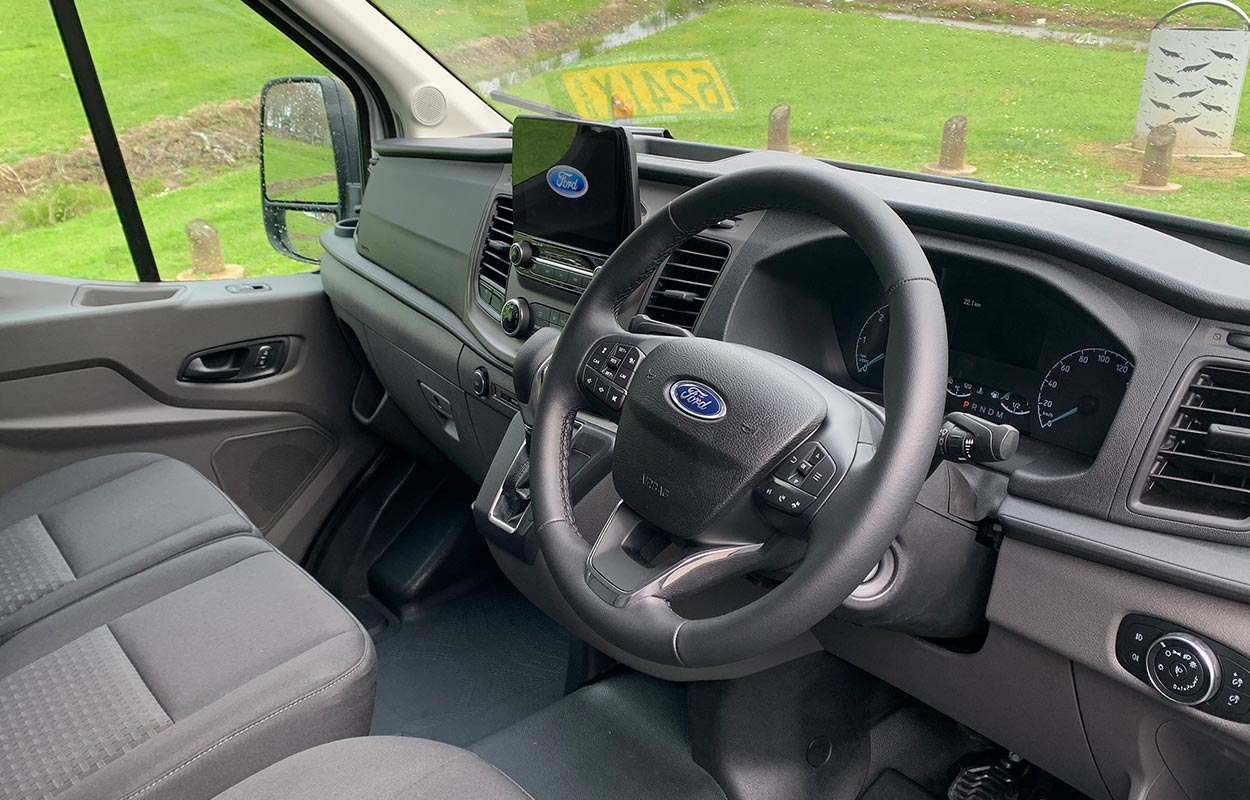 Ford Transit Cargo 350 Auto - RRP $57,990 + ORC . Available Now at South Auckland Motors in Auckland