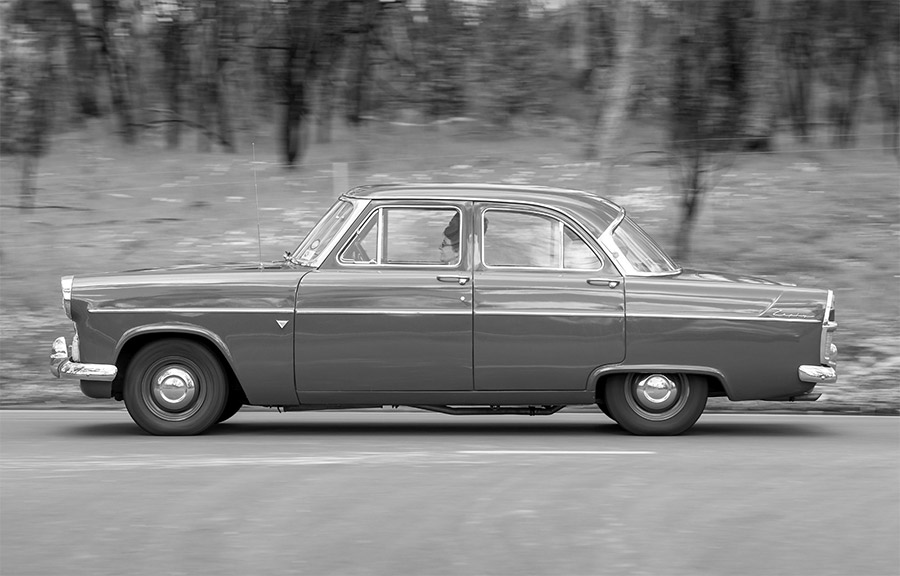 Blast from the Past! The Ford Zephyr
