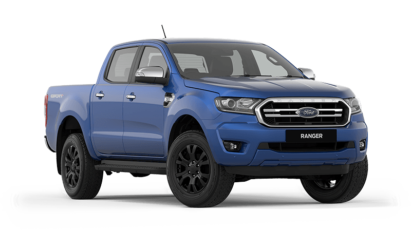 The Ranger XLT Sport - from $44,990 + ORC