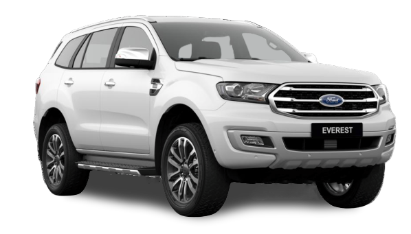 Everest 2.0L Bi-Turbo Titanium+ 4x4 AT