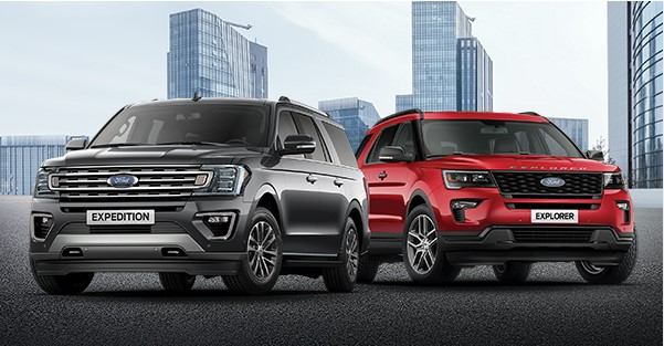 ford explorer and expedition deals