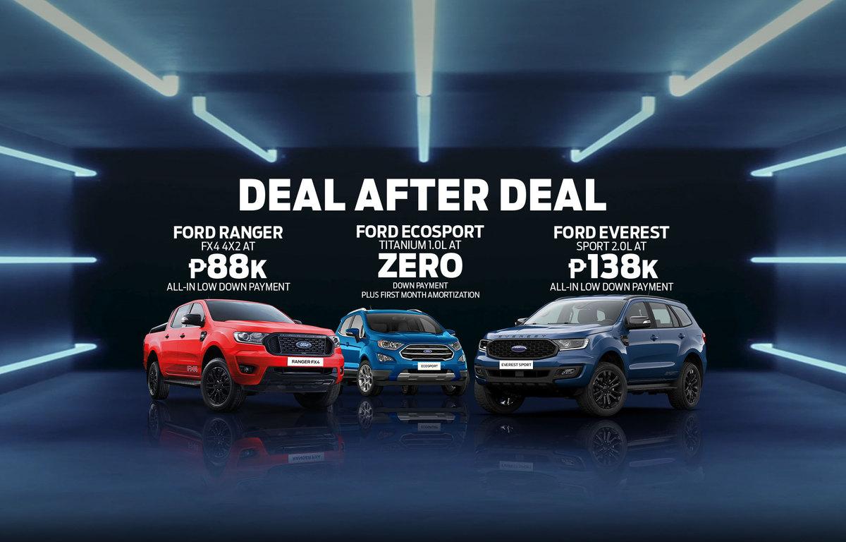 deal after deal