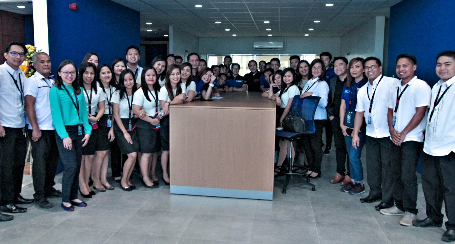 Ford Isabela's members of staff