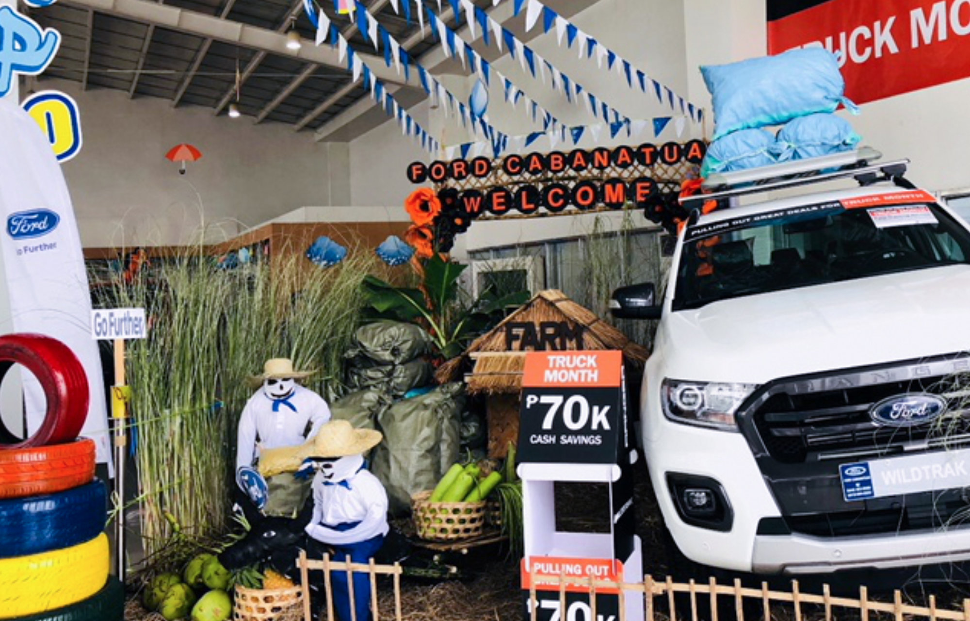 ford cabanatuan - rice capital
