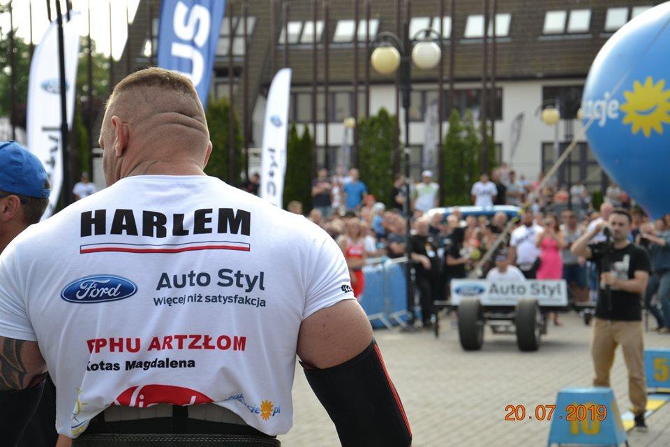 Mistrzostwa Polski Strongman 2019 w Inowrocławiu 1