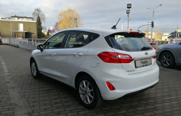 Ford Fiesta Connected