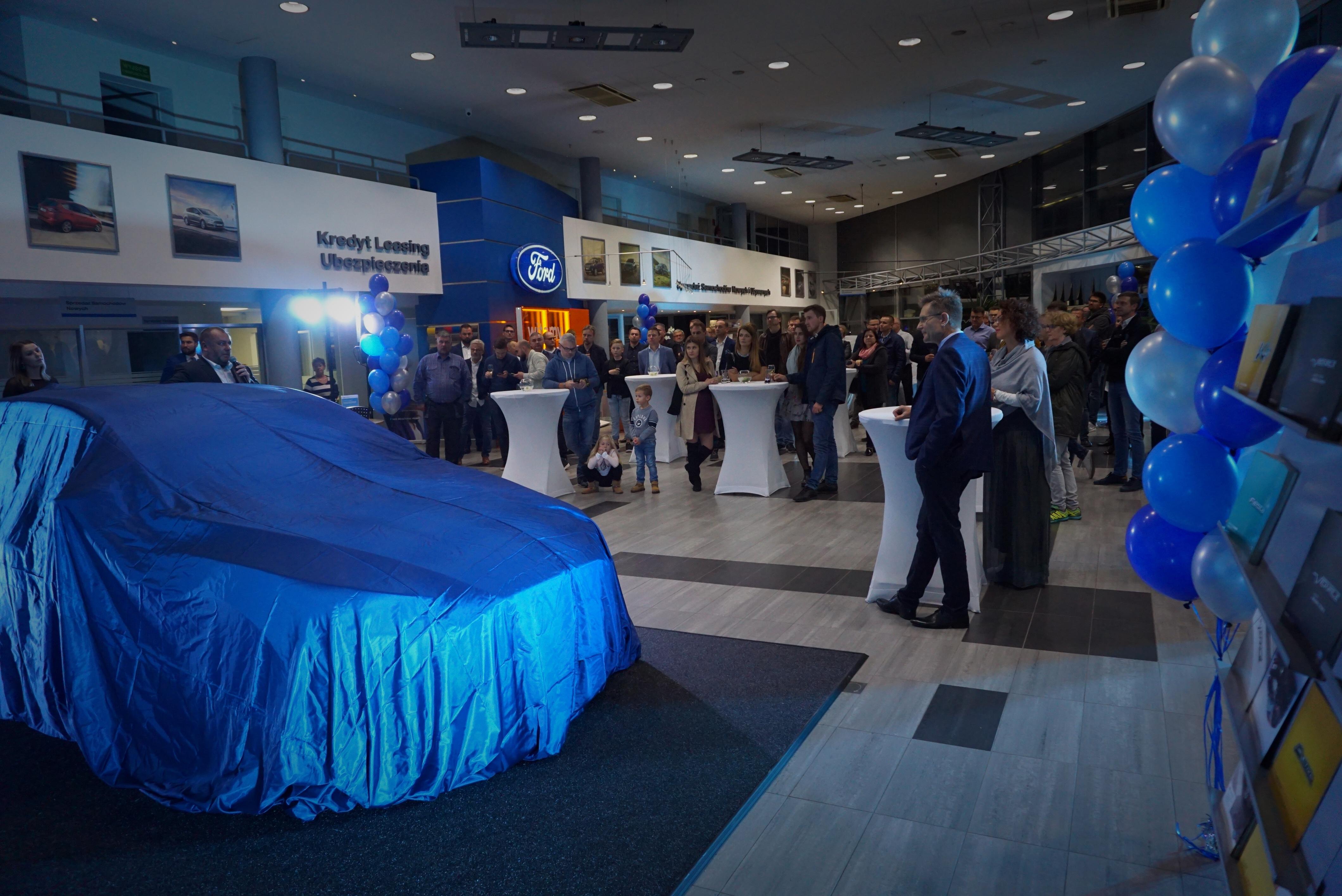 Premiera nowego Forda Focus
