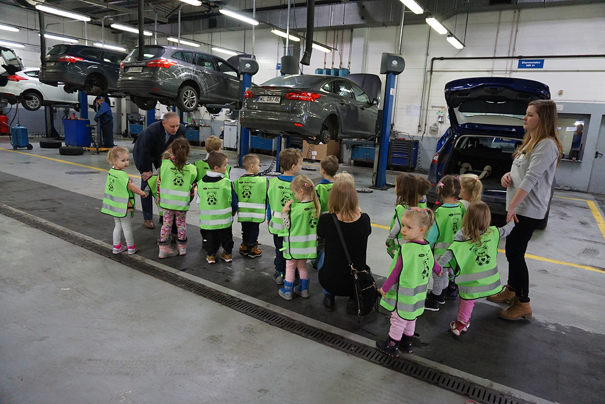 Kids Mechanic Experience 2017