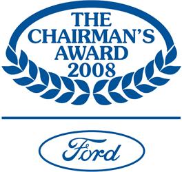 Nagroda dla Auto Plaza - Chairman's Award 2008