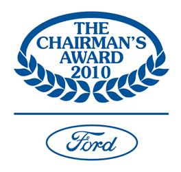 Nagroda dla Auto Plaza - Chairman's Award 2010