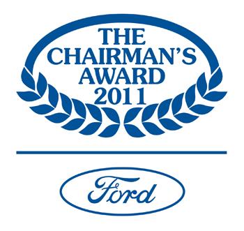 Nagroda dla Auto Plaza - Chairman's Award 2011