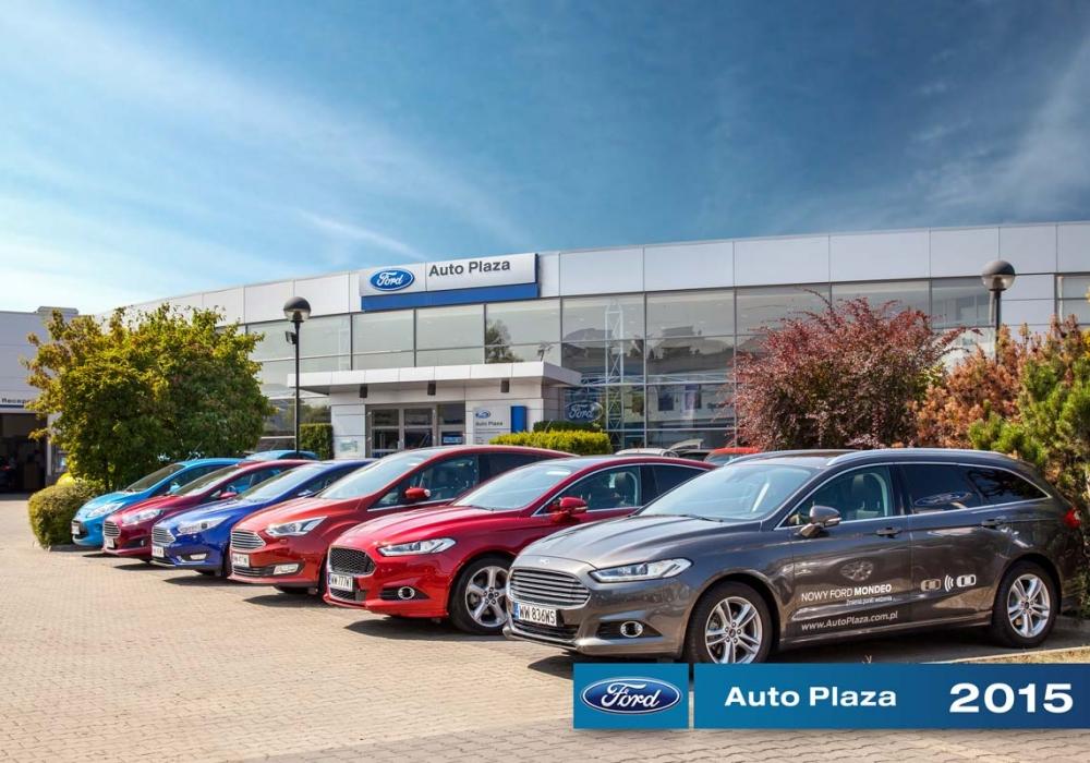Auto Plaza 2015