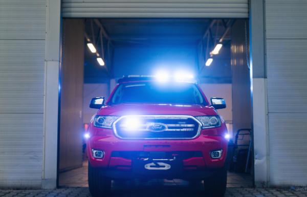 pojazdy specjalistyczne Ford