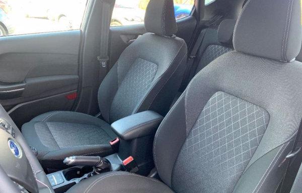 Ford Fiesta - fotele