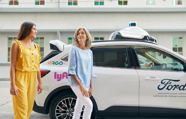 Argo AI i Ford wprowadzą samochody autonomiczne