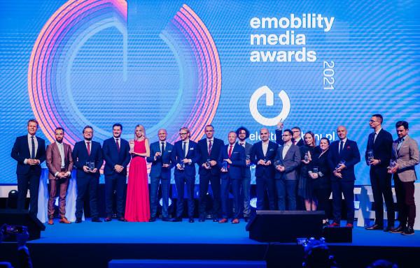 "Ford Polska wyróżniona nagrodą eMobility Media Awards w kategorii ""Kampania medialna roku"""